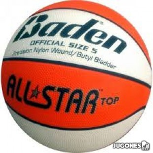 Balon Baden All Star Top Talla 5