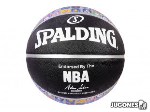 Spalding NBA Team Collection Ball Size 7