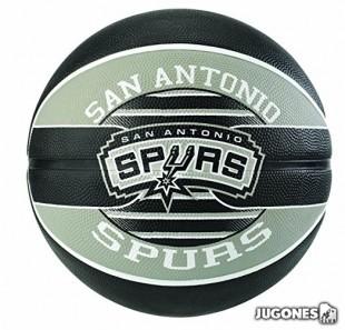Balon Spalding NBA Spurs talla 5