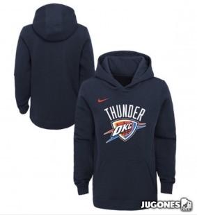 Sudadera Oklahoma City Thunder Jr