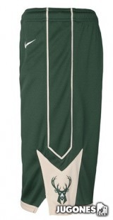 Milwaukee Bucks Jr Short