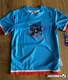 Camiseta Space Jam 2 Jump Ball