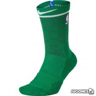 Calcetin Boston Celtics City Edition