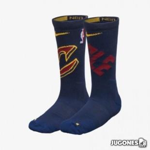 Calcetin Nike Elite Crew Cleveland Cavaliers