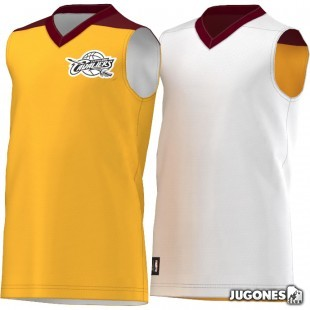 Camiseta Entrenamiento Reversible Cavaliers Niñ@s