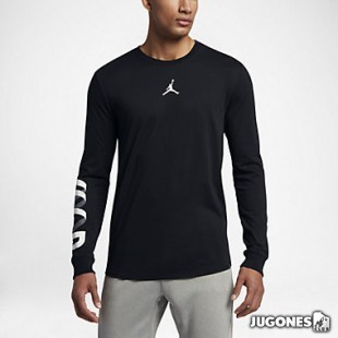 Camiseta Manga Larga Jordan