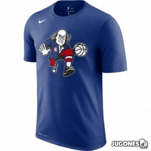 Camiseta Nike Dry 76ers