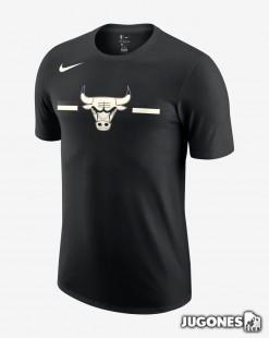 Nike Dry Logo Chicago Bulls T-shirt