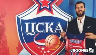 Camiseta Euroliga Sergio Rodriguez