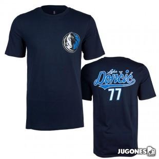 Digirain Luka Doncic Dallas Mavericks Tee