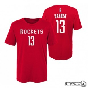 Camiseta NBA James Harden  niñ@