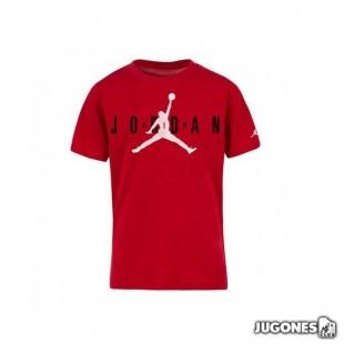 Camiseta Air Jordan Jr