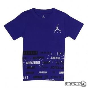 Camiseta Jordan Jr