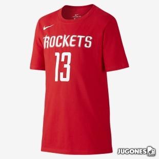 Big Kids NBA T shirt