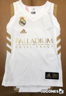Camiseta Real Madrid Jr 2019/2020