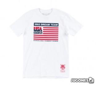 Camiseta 1992 Team Flag