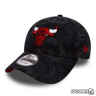 Gorra New Era Chicago Bulls Camo