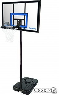 Canasta Nba Highligth Acrylic Portable
