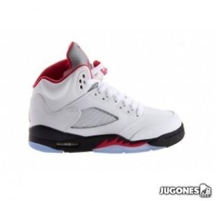 Air Jordan V Fire Red PS