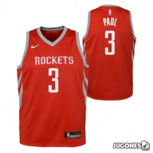 Big Kids` NBA Chris Paul Jersey