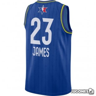 Camiseta NBA All Star 2020 Lebron James