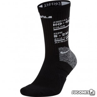 Lebron Elite socks