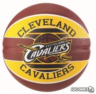 Balon Spalding team balls Cleveland Cavs Talla 5
