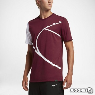 Camiseta Nike Court Graphic
