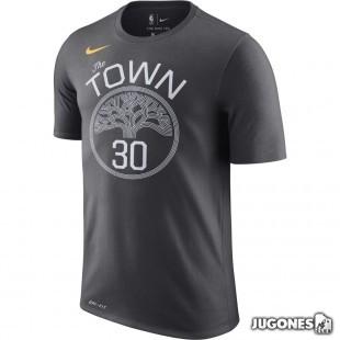 Camiseta Nike Dry Stephen Curry