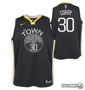 Camiseta Golden State Warriors `Stephen Curry`