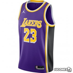 Angeles Lakers LeBron James Statement Edition