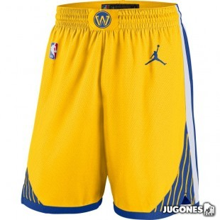 Pantalon golden State Warriors Statement Edition