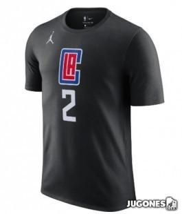 Camiseta Kawhi Leonard Angeles Clippers Statement Edition