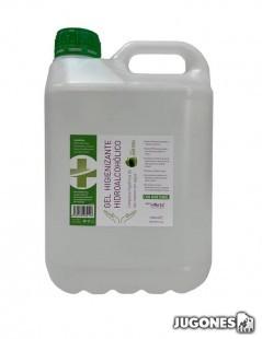 Garrafa Gel Hidroalcoholico (5 lt)