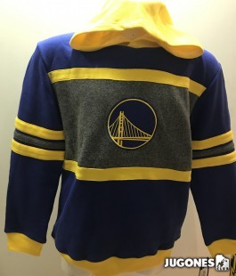 New Edition Golden State Warriors Jr Hoodie