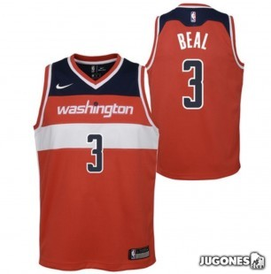 Camiseta Wizards Beal Jr