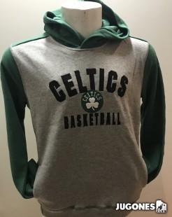 Sudadera Retro Block NBA Jr Boston Celtics