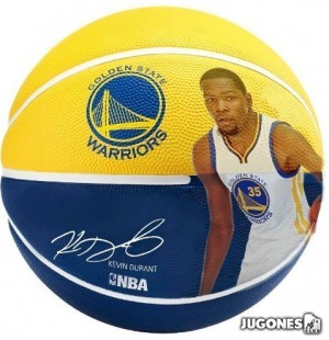 Balon Spalding NBA player Kevin Durant Talla 5