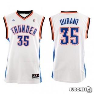 Camiseta Nba Kevin Durant Réplica