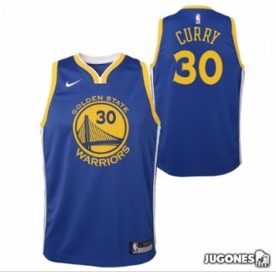 Camiseta WARRIORS CURRY Jr