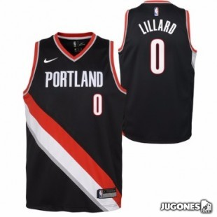Camiseta PORTLAN LILLARD Jr