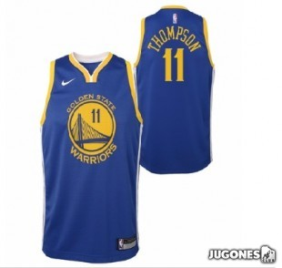 Camiseta WARRIORS THOMPSON Jr