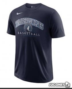 Nike Minnessota Timberwolves T-shirt
