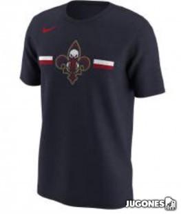 Camiseta Nike New Orleans Pelicans Jr
