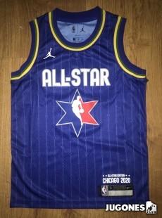 Camiseta All Star 2020 Luka Doncic Jr