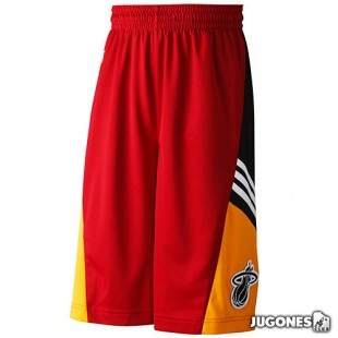 Kids Nba Miami HPS short