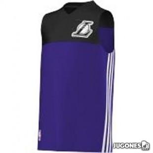 Camiseta Entrenamiento HPS Lakers ni?@s