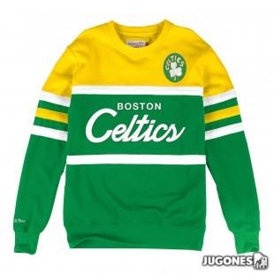 Head Coach Crew Boston Celtics