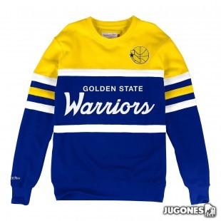 Head Coach Crew Golden State Warriors