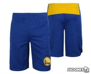 Free Throw Golden State Warriors Jr Pants